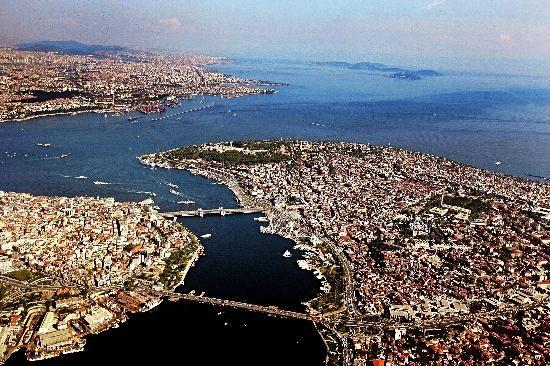 İstanbulluların en çok oturmak istediği semtler... İstanbul Ticaret Odası (İTO)