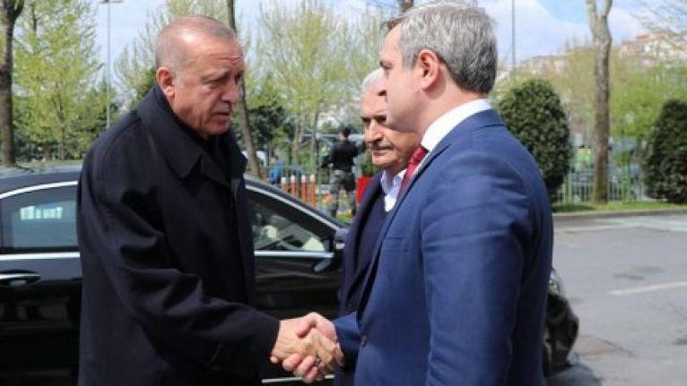 AK Parti İstanbul İl Başkanı Şenocak'tan flaş adaylık açıklaması