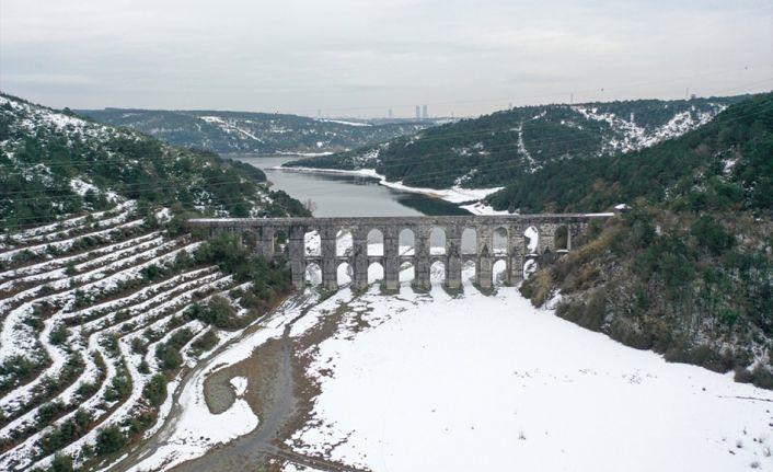 İstanbul'daki barajların doluluk oranları belli oldu