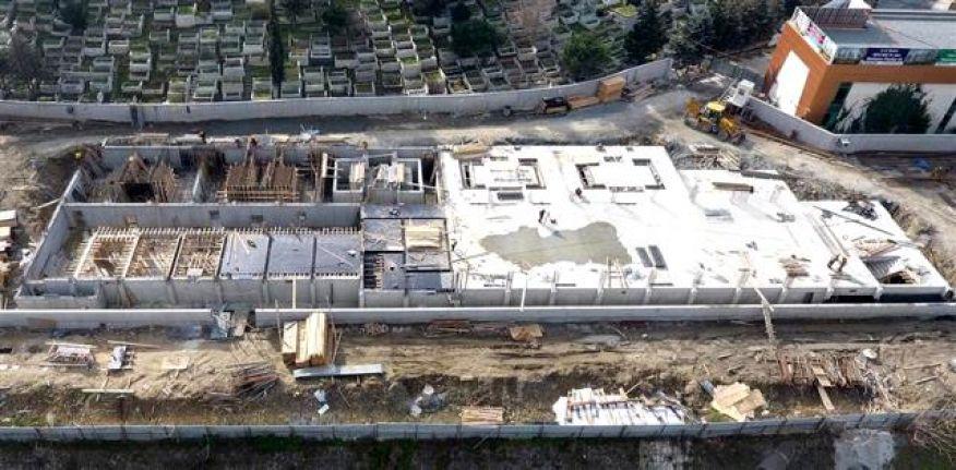 Beşyüzevler Trafo Merkezi İle Gaziosmanpaşa'nın Enerji İhtiyacı Kesintisiz Karşılanacak