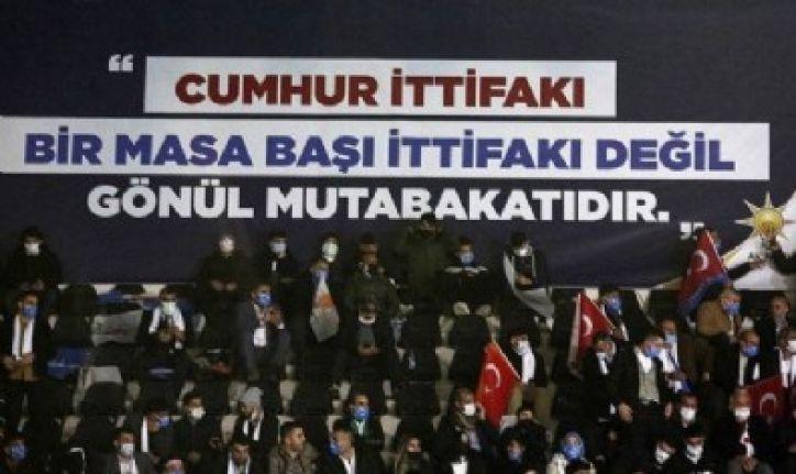 MHP geniş heyetiyle kongrede!