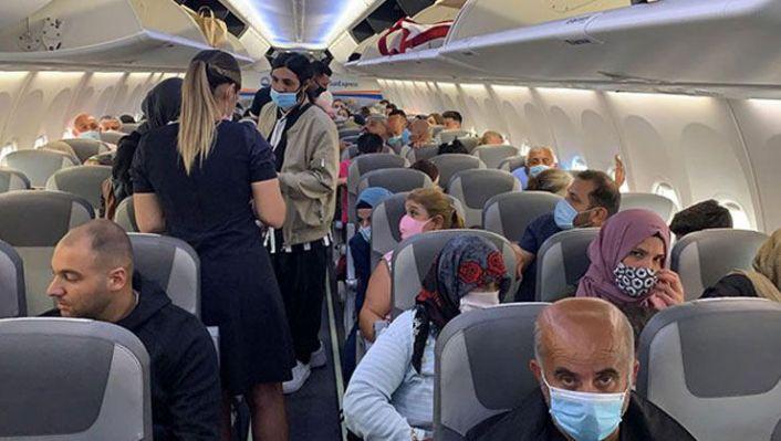 Uçuşlarda covid-19 kuralları güncellendi!
