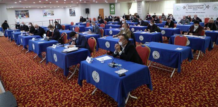 Gaziosmanpaşa Belediyesi 2020 Yılı Faaliyet Raporu Onaylandı