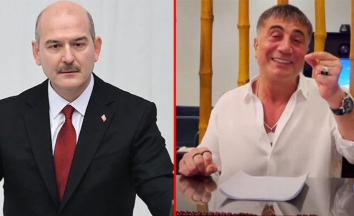 Bakan Soylu'nun kurucusu olduğu şirketten Sedat Peker'in ihale iddiasına yanıt: THY ile hiçbir ticari bağ yok