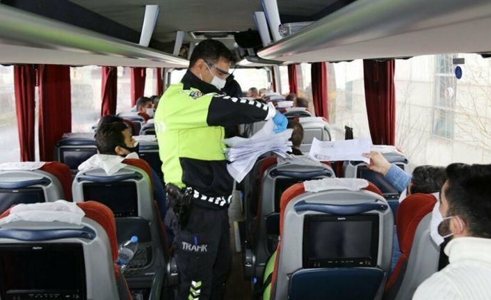 Son 24 saatte 307 bin 42 Seyahat İzin ile Çalışma Muafiyeti İzin Belgesi verildi