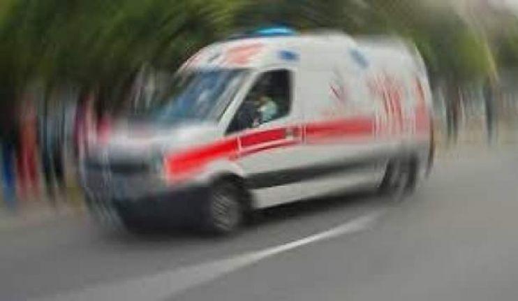 Gaziosmanpaşa'da tüp patladı! 1 kişi yaralandı