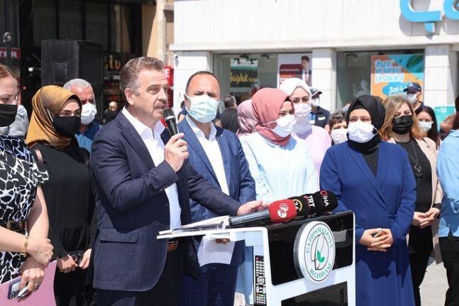 Gaziosmanpaşa'dan Başörtülü akademisyene saldıran Eray Çakın hakkında suç duyurusu