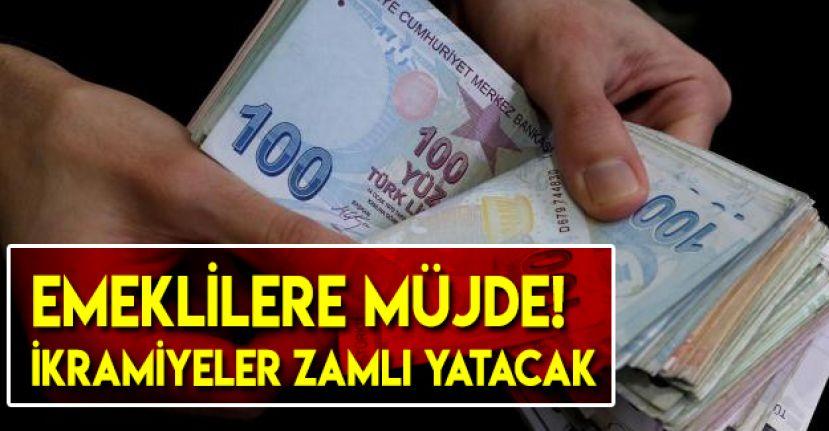 Başkan Erdoğan duyurdu! Emeklilere bayram öncesi zamlı maaş ve ikramiye!