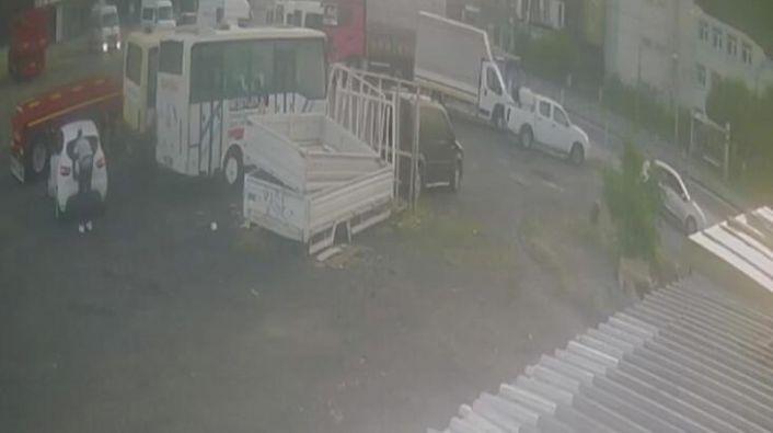 Gaziosmanpaşa'da iş adamının 800 bin lirasını alan gaspçılar tutuklandı