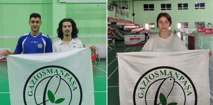 Gaziosmanpaşalı Badmintoncuların Hedefi 2024 Olimpiyatları