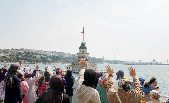 Sultangazili Hanımlar Boğaz Turunu Çok Sevdi