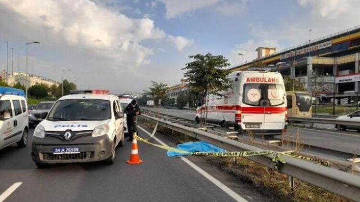Bayrampaşa'da yolcu otobüsü yayaya çarptı: 1 ölü