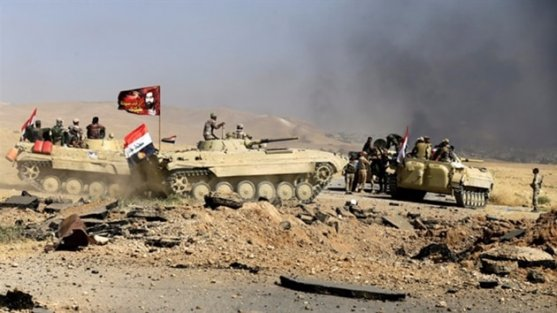20 bin Şii Tel Afer'i yağmalıyor