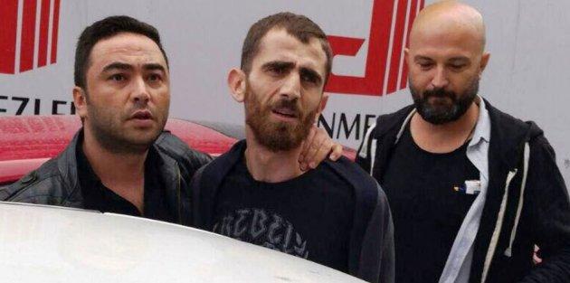 2 kez cezaevinden firar eden suç makinesi yakalandı