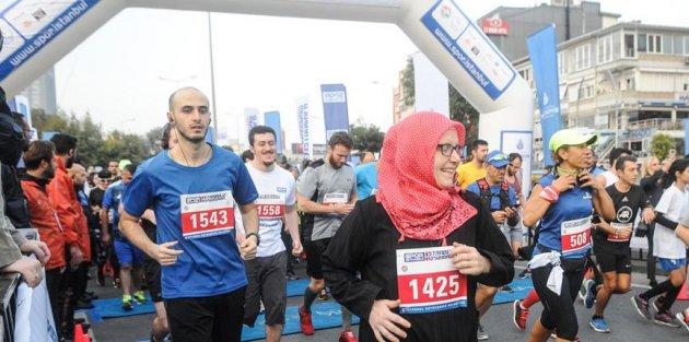 40. İstanbul Maratonu'nun kayıtları yarın başlıyor