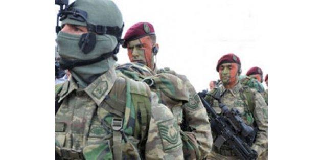 60 Bordo Bereli O Köyü IŞİD'in Elinden Aldı