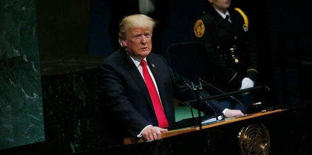 ABD Başkanı Trump: Esed kimyasal silah kullanırsa harekete geçeceğiz