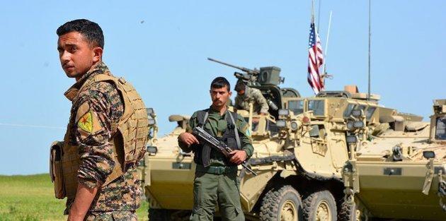ABD, YPG/PKK'ya desteğini sürdürmeyi planlıyor
