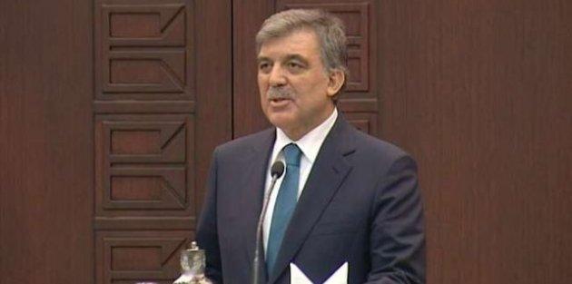 Abdullah Gül'den İran açıklaması