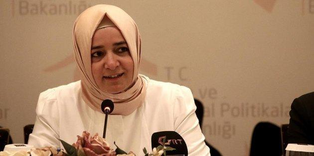 Aile ve Sosyal Politikalar Bakanı Kaya, sosyal yardımlaşma fonu rakamlarını açıkladı