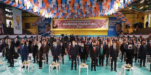 AK Parti Gaziosmanpaşa 7.Olağan Kongre Gerçekleşti!