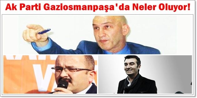 Ak parti Gaziosmanpaşa'da Çetin Deniz sürprizi!