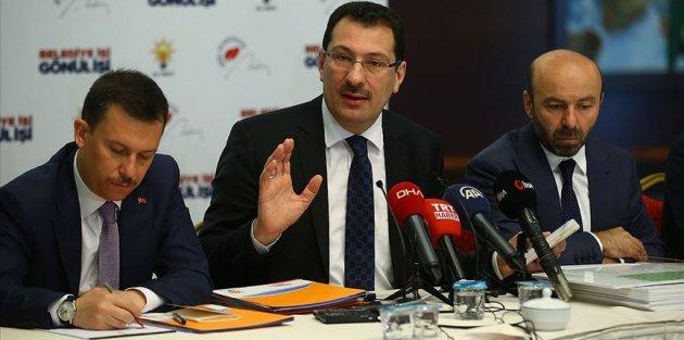 AK Parti Genel Başkan Yardımcısı Yavuz: İstanbul'daki seçimde kayıt dışı aktörler var