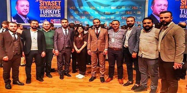 Ak Parti İstanbul İl Yönetimine, Bir tane Gaziosmanpaşa'lı!