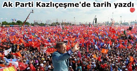 'Türkiye'nin fotoğrafı burada'