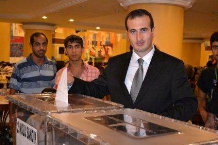 AK Parti Sultangazi İlçe Gençlik Kolları yapılan 1. Olağan Kongre ile ilk defa kongre heyecanı yaşadı...