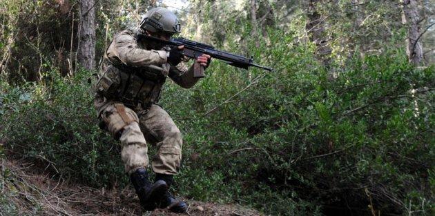 Arananlar listesindeki 2 terörist Amanos'ta etkisiz hale getirildi