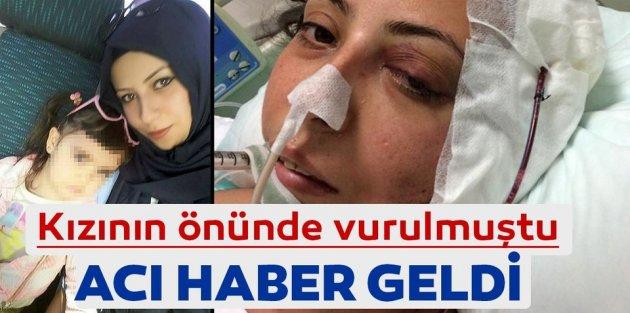 Arnavutköy'de Kızının önünde vurulmuştu! Acı haber geldi