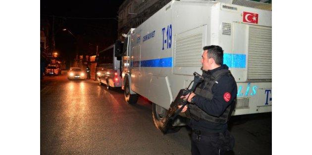 Arnavutköy'de Şafak Operasyonu