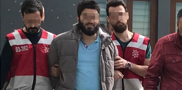 Ataşehir'de kadına saldıran şahıs tutuklandı