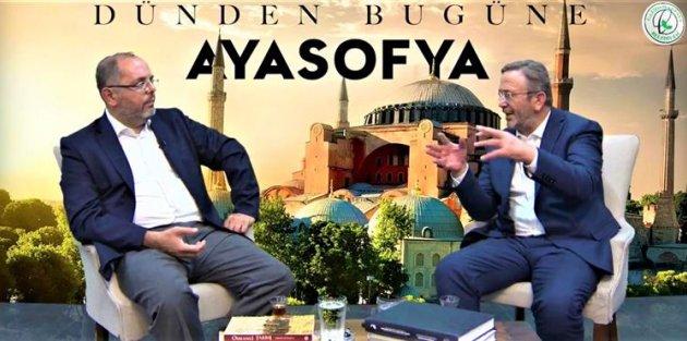 Ayasofya'nın Dünü ve Bugünü Gaziosmanpaşa'da Konuşuldu