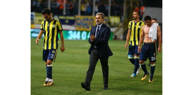 Aykut Kocaman: Beşiktaş'ı yendiğimize pişman ettiler
