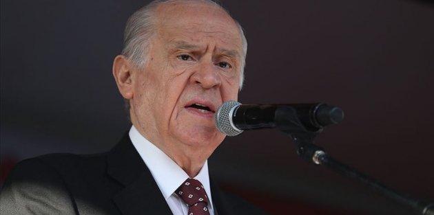 Bahçeli: Türkiye'de Kürdistan yoktur, olmamıştır, olamayacaktır
