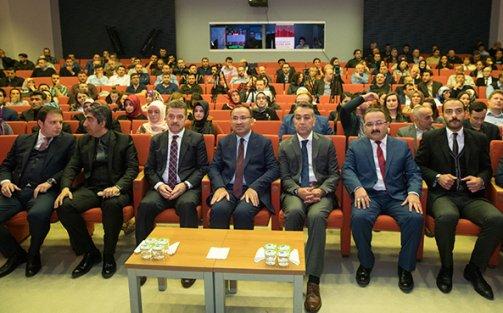 Bakan Bozdağ Gaziosmanpaşada,Cumhurbaşkanlığı Hükümet Sistemini Anlattı