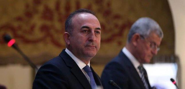 Bakan Çavuşoğlu'ndan ABD'ye PYD tepkisi
