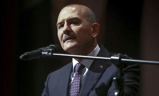 Bakan Süleyman Soylu açıkladı! PKK'dan tamamen temizlendi