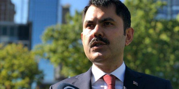 Bakanı Kurum: Türkiye olarak çevre konusunda birçok ülkeden ilerdeyiz