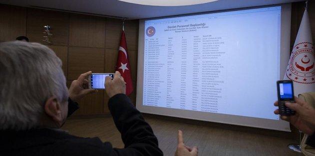 Bakanı Selçuk: 572 şehit yakını, gazi ve gazi yakınının ataması yarın yapılacak