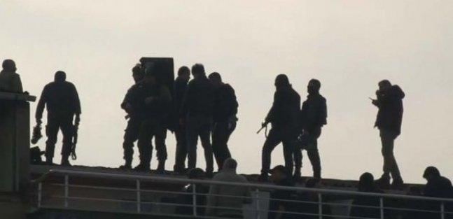 Banka aracı silahlı 3 kişi tarafından soyuldu