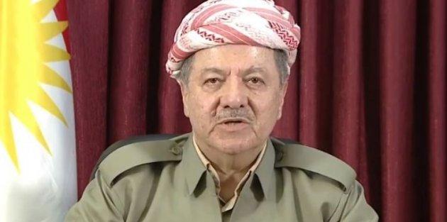 Barzani'den ilk açıklama: Bize yardım edin