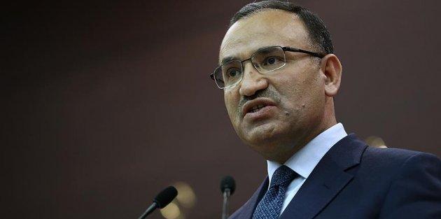 Başbakan Yardımcısı Bozdağ: Salih Müslüm Çekya'da yargı önüne çıkarılacak