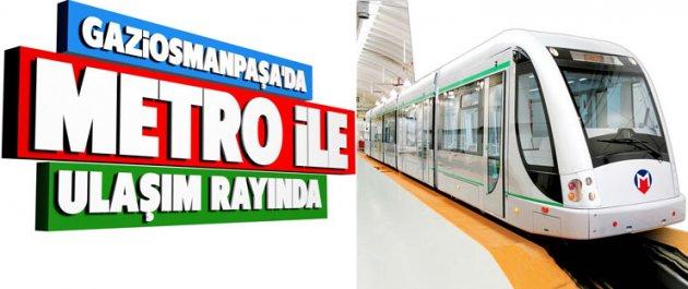 Başkan Usta: İlçemizin Dört Bir Yanını Metro Ağı İle Örüyoruz