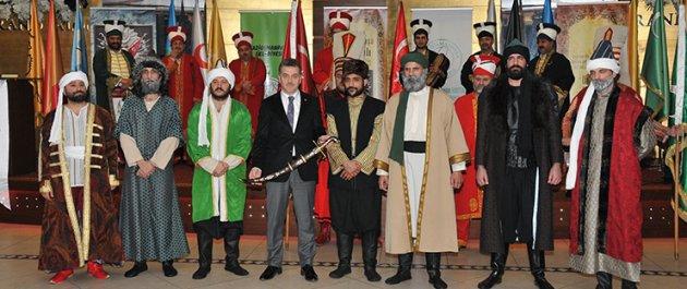 Başkan Usta'dan Osmanlı Devleti'nin Kuruluş Günü...