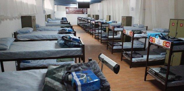 Bayrampaşada kurban satıcılarına 'Villa Kurban tesisi