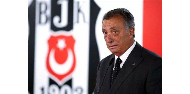 Beşiktaş Başkanı Çebi'nin koronavirüs testi pozitif çıktı