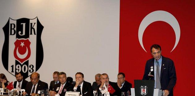 Beşiktaş erken seçime gidiyor